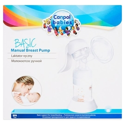 Odsávačka Canpol Babies Basic Manual Breast Pump